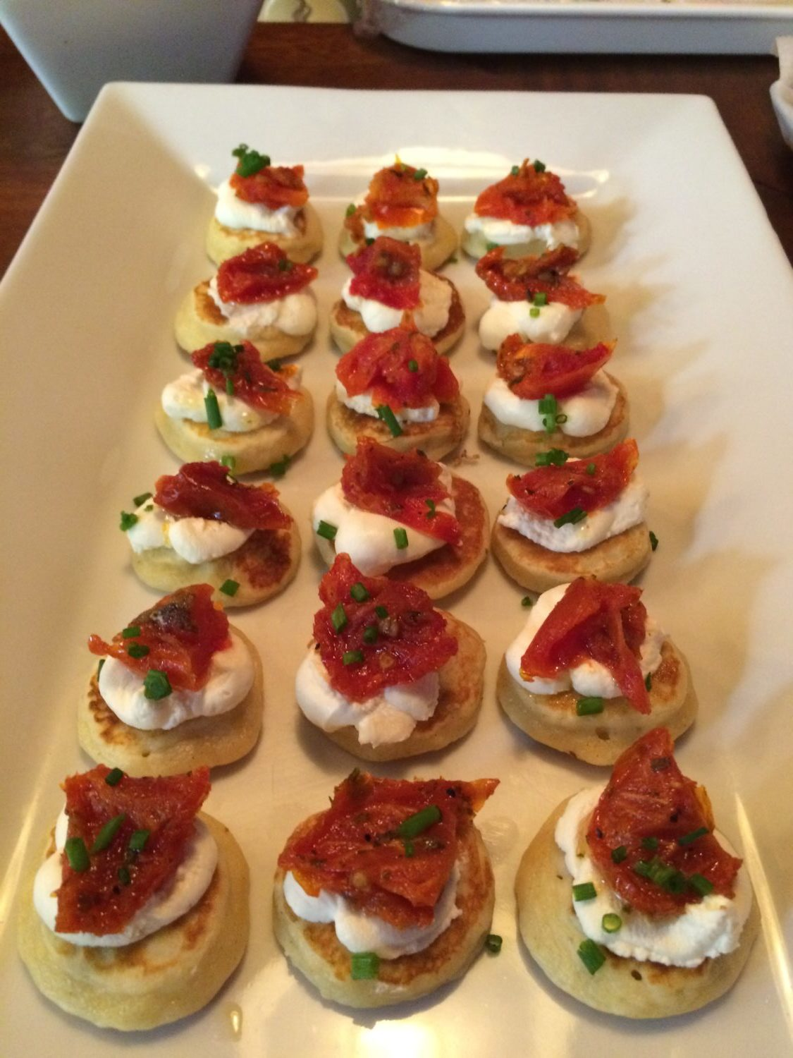 Canape Hh Starters And Canapé Images Catering Company In Sussex