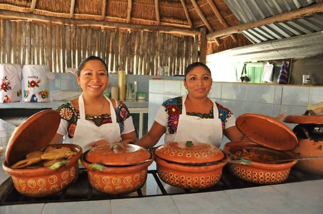 Traditional Mayan Cuisine