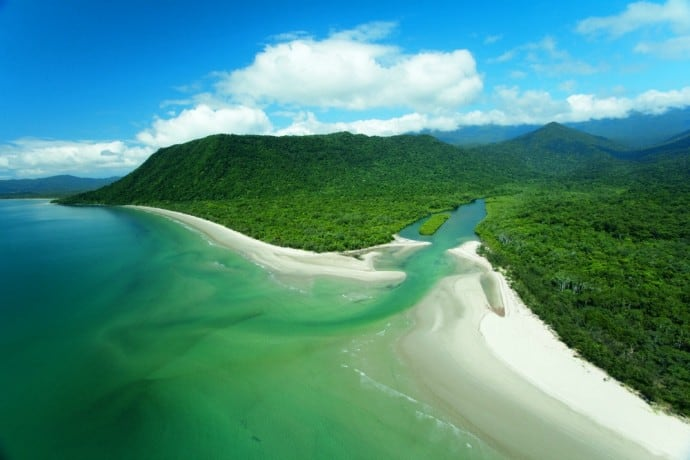 Daintree National Park, one of 10 best Autralian National Parks for your World Travel Bucket List