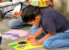 How to Volunteer -Art Classes in Guatemala
