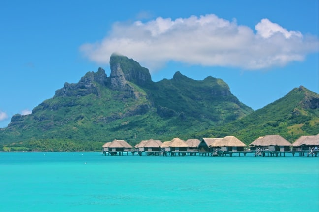Living the Dream in Tahiti