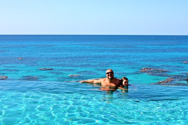 Bret Love & Alex Love of Green Global Travel in Bermuda