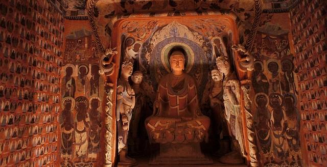 Mogao_Caves_China
