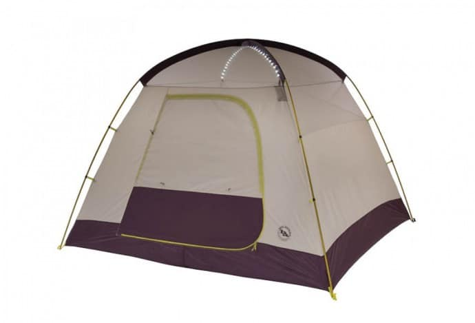 Outdoor Gear Review - Big Agnes Yellow Jacket mtnGLO Tent