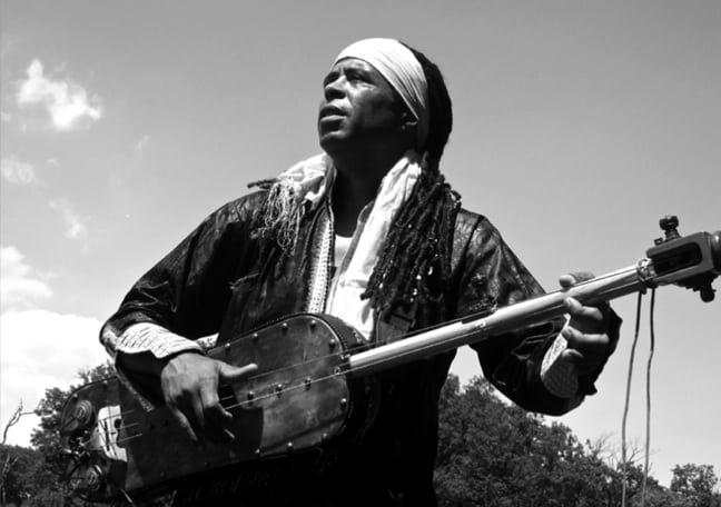 Interview with Hassan Hakmoun on Gnawa Music