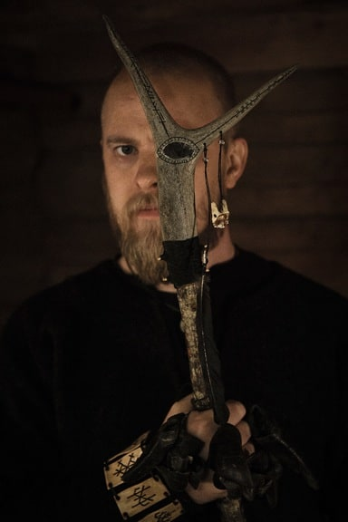 "Interview with Wardruna frontman  Einar ""Kvitrafn"" Selvik about music for Vikings"