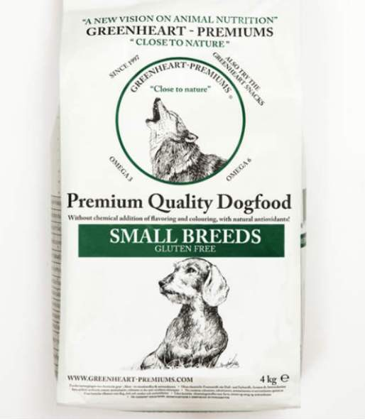 Greenheart Small-breeds