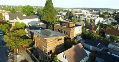Dwell Development's Eco-Friendly Urban Dwelling