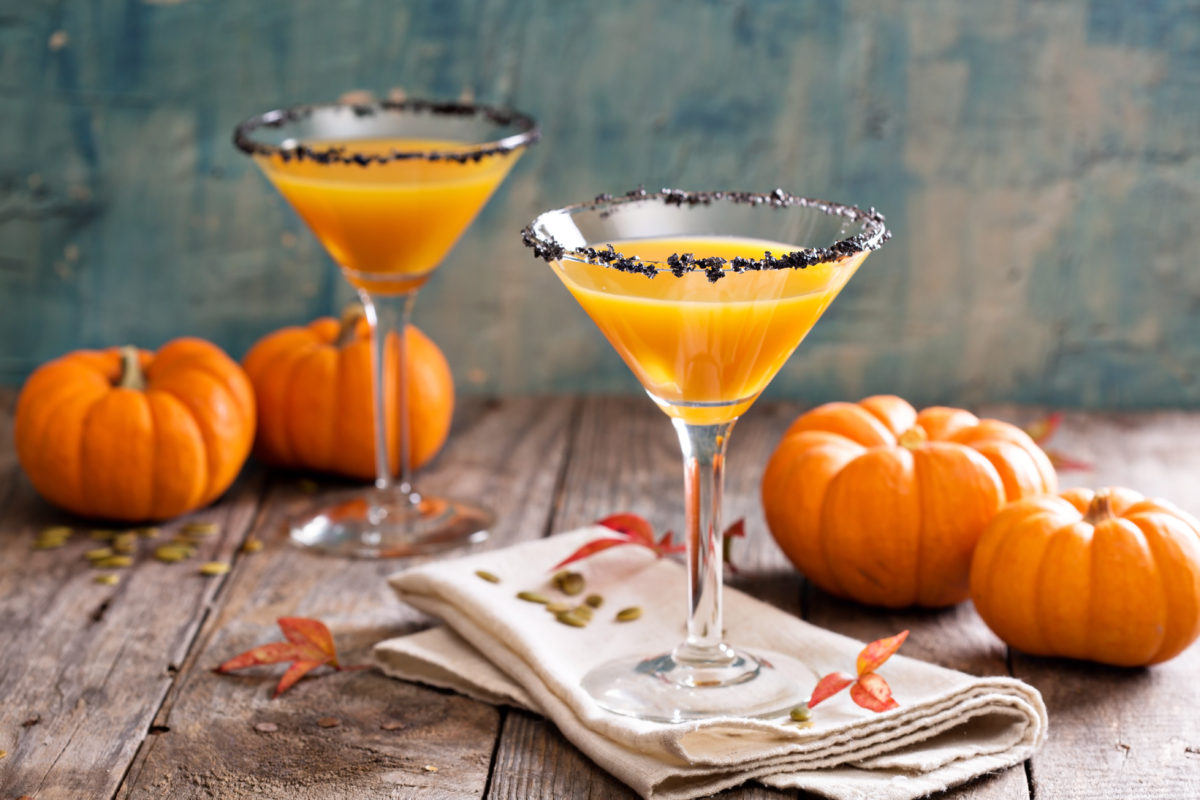 Cocktail Halloween 13 Cocktail Ideas For Your Halloween Party Green Hope Organic Vodka