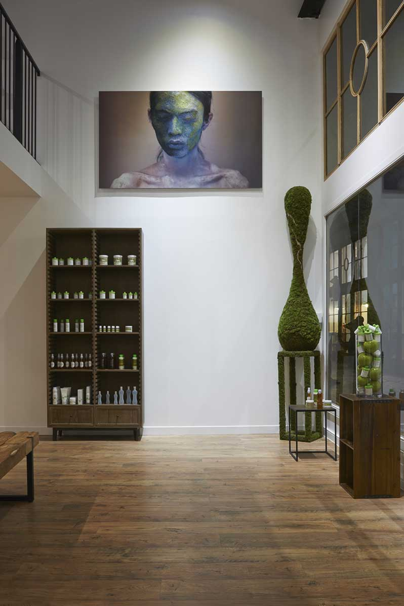 Salon De The A Paris Atelier Biot Salon De Coiffure Bio Green Hotels Paris
