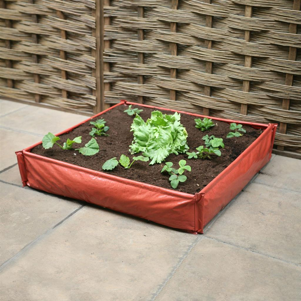Planter For Herbs Instant Raised Bed Patio Planter