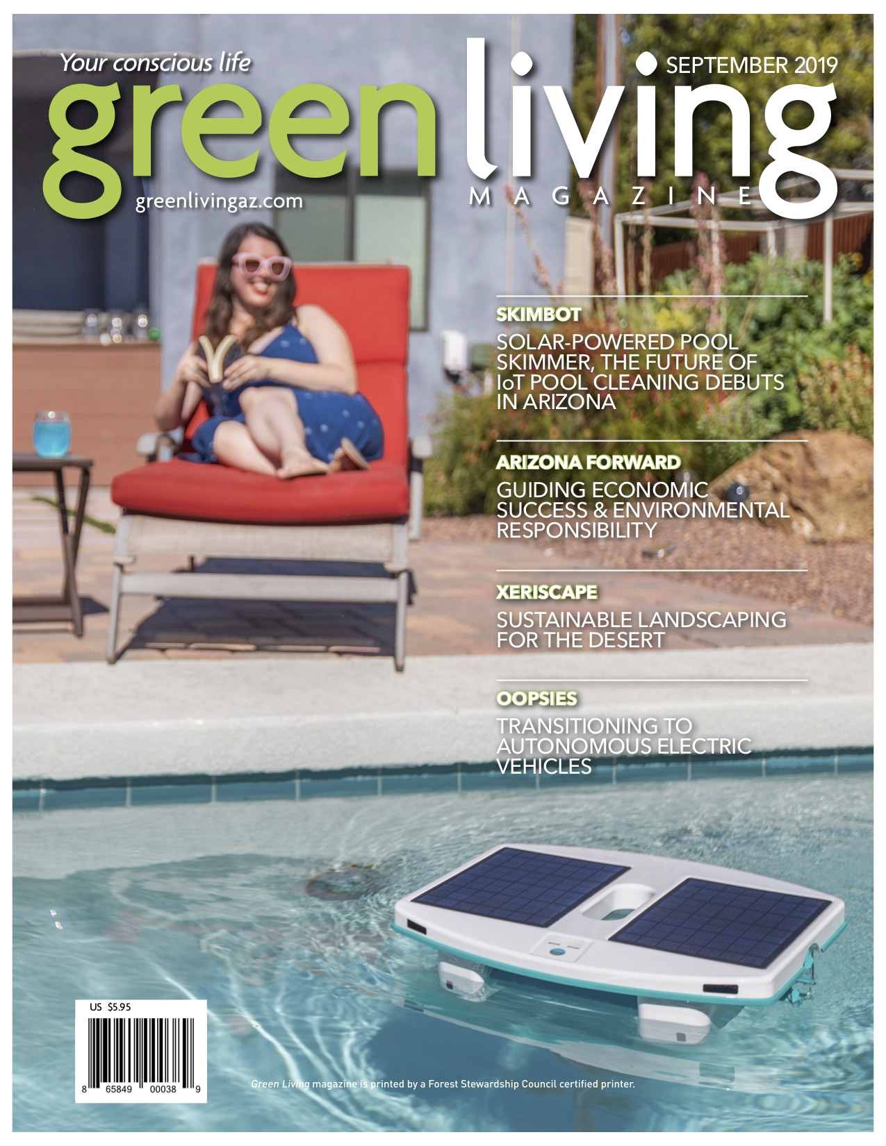 Green Living Current Issue Green Living