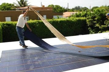 Thin Film Flexible Solar