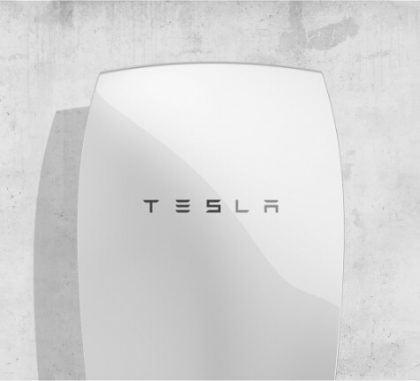 Powerwall of lithium