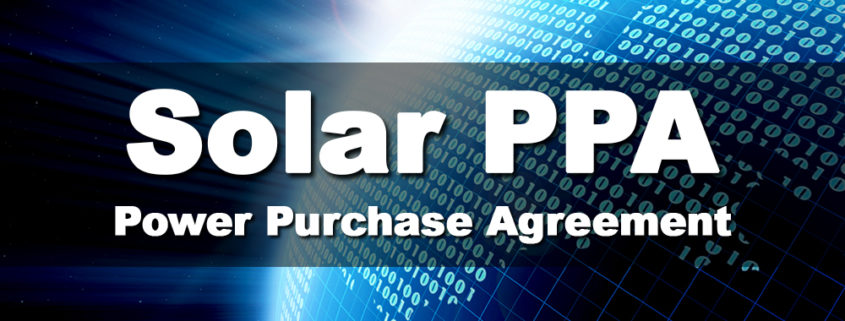 solar power ppa Archives - Green Energy Experts - power purchase agreement