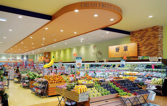 Ceiling Lights With Chain Supermarket Lightingfluorescent Tubes For Supermarket