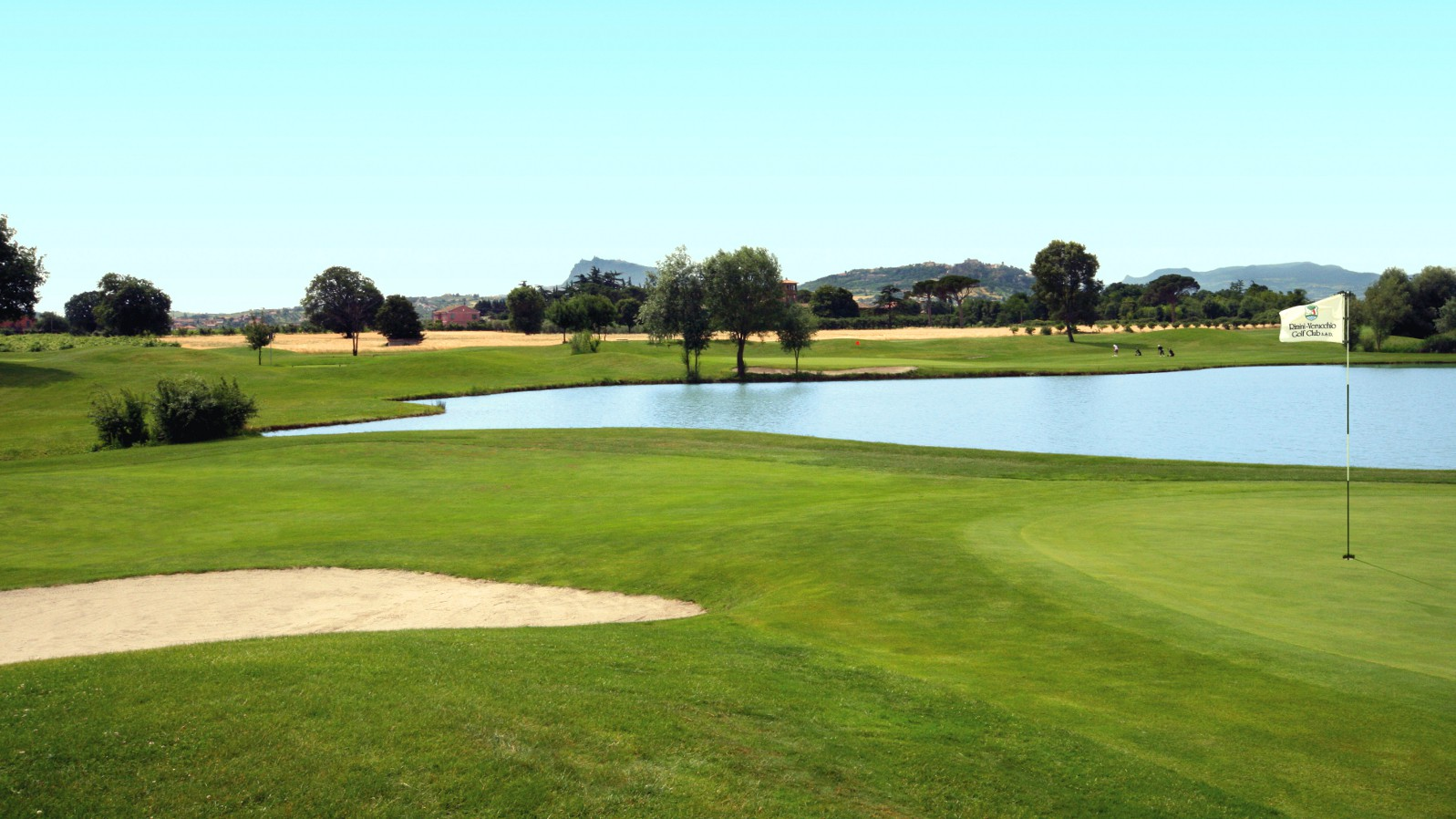 Campo Da Golf Sassari Golf Club Green Pass Golf