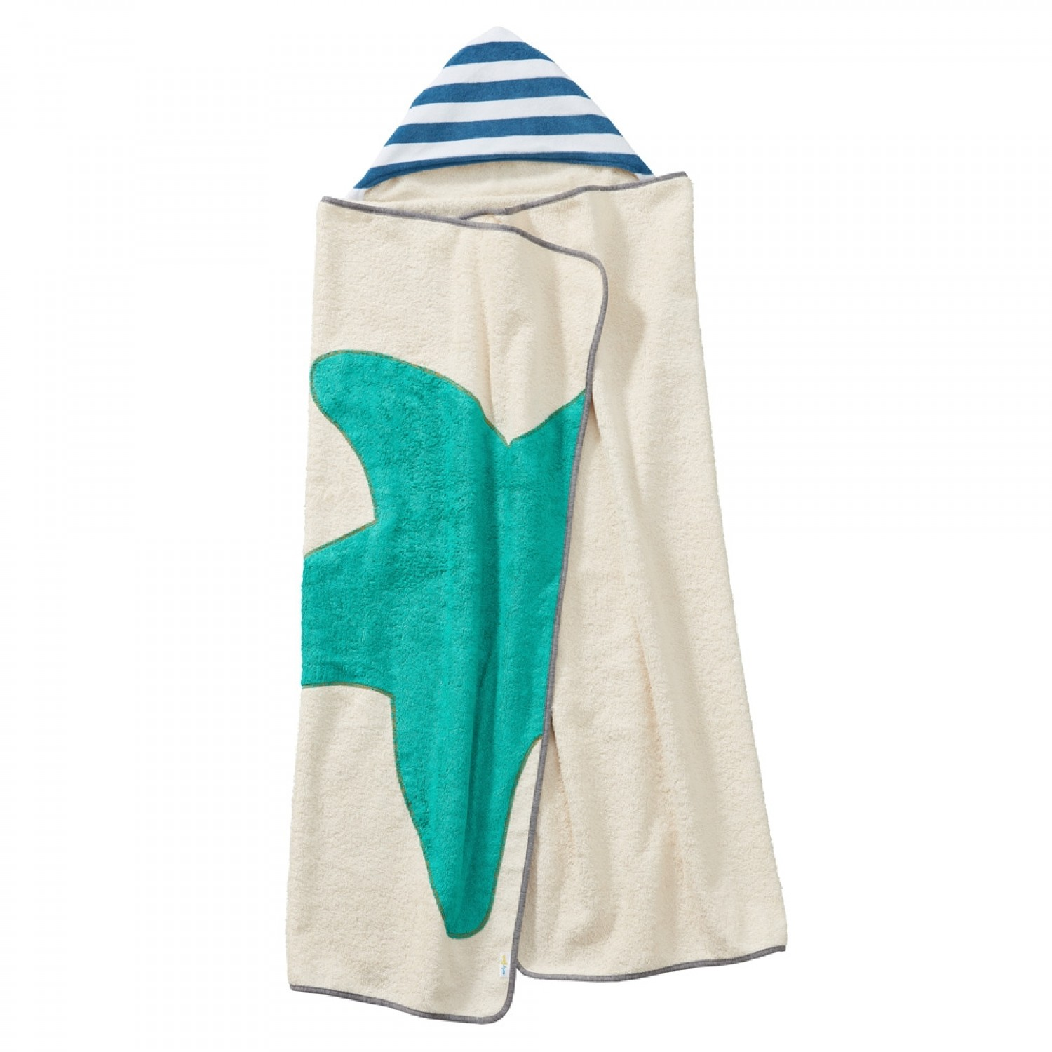 Badehandtuch Xxl Hooded Bath Towel With Starfish