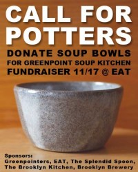 soup bowl fundraiser Archives - GreenpointersGreenpointers