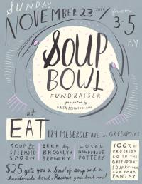 Soup Bowl Fundraiser - Potters Needed ...