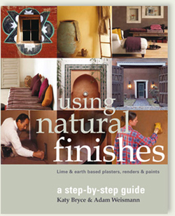 using natural finishes book review