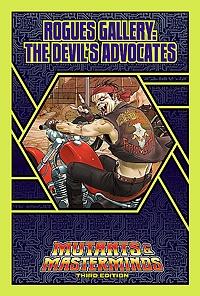 The Devil's Advocates (Rogues Gallery PDF)