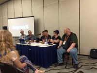 Queer as a Three-Sided Die panel