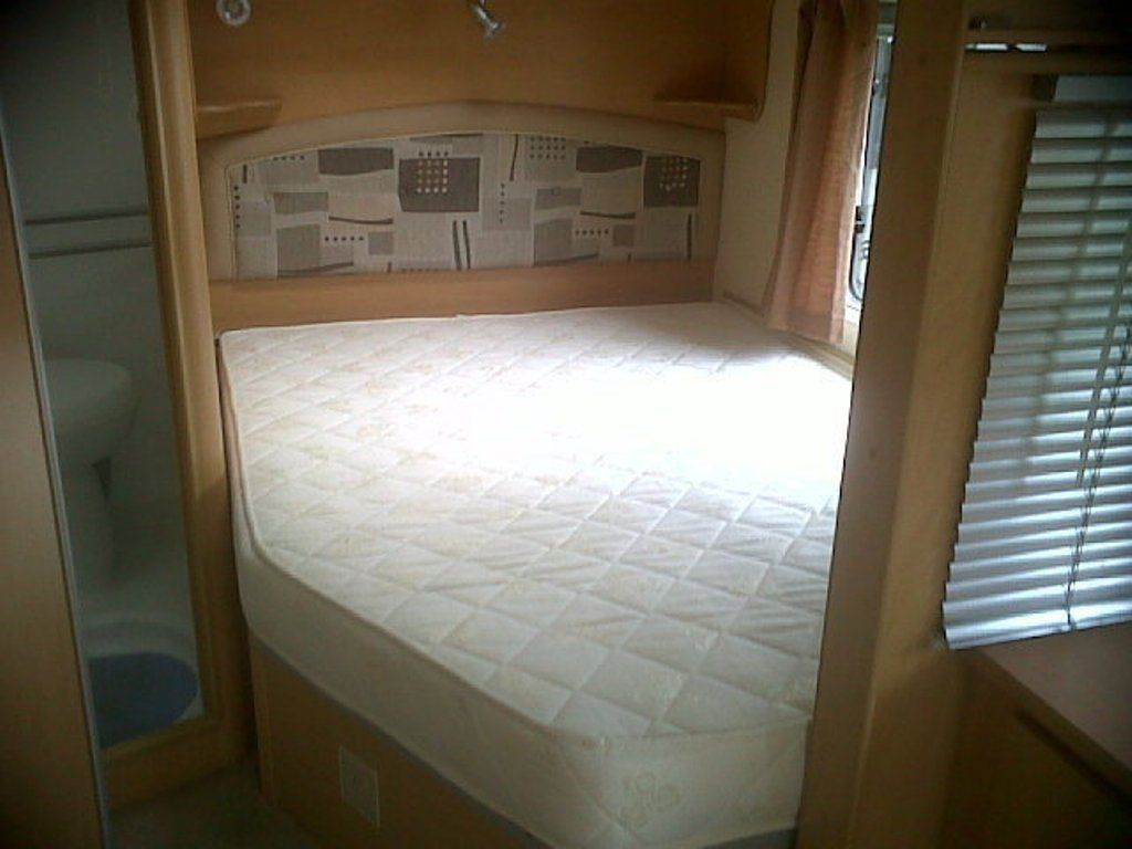 Caravan Mattress Prices Sterling Caravan Bedding 100 Cotton Sheets And Mattress