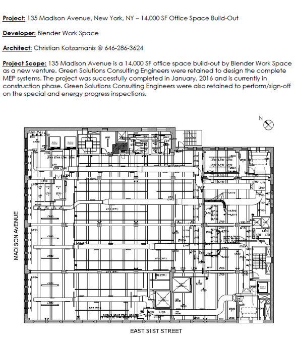 office build out project plan - Towerssconstruction