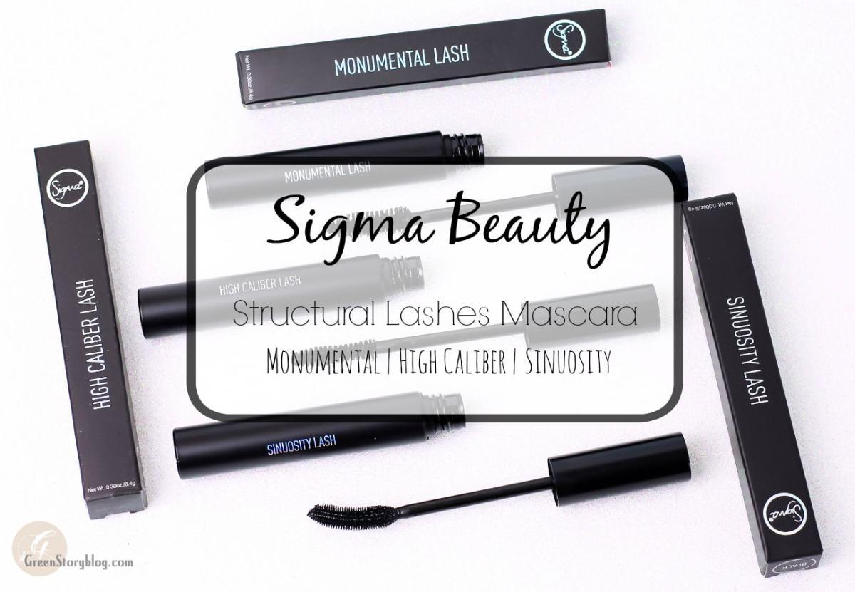 Sigma Beauty Structural Lashes Mascara