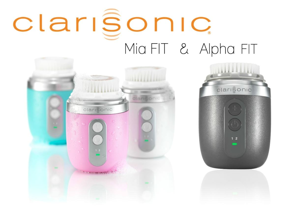 Petite version of CLARISONIC - Mia & Alpha FIT | New Beauty Gadget to Covet
