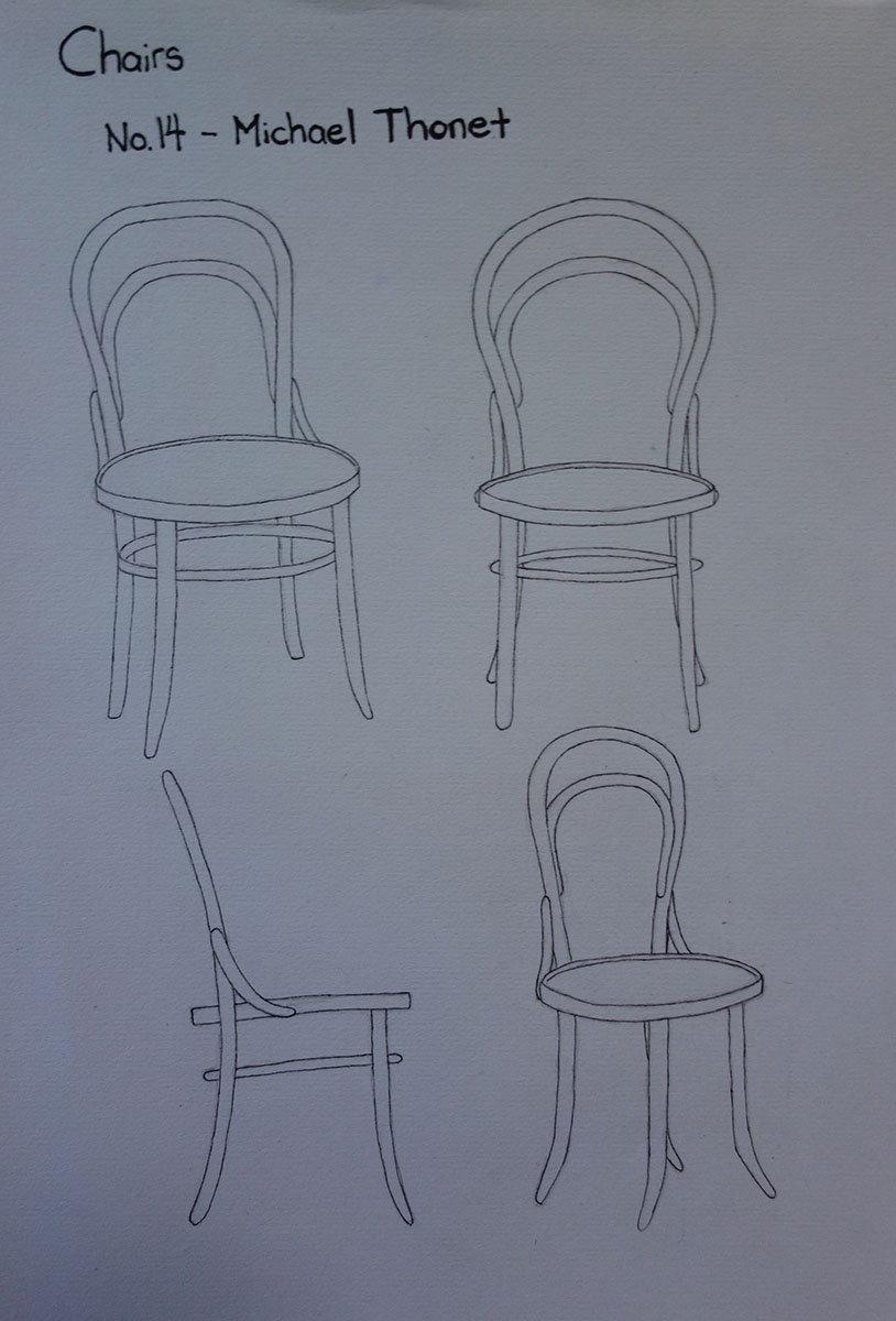 Thonet Michael No 14 By Michael Thonet Keeping A Promise