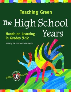 Teaching Green High School cover