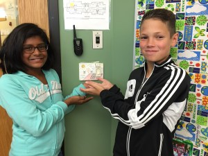 Sts show off their light switch cover