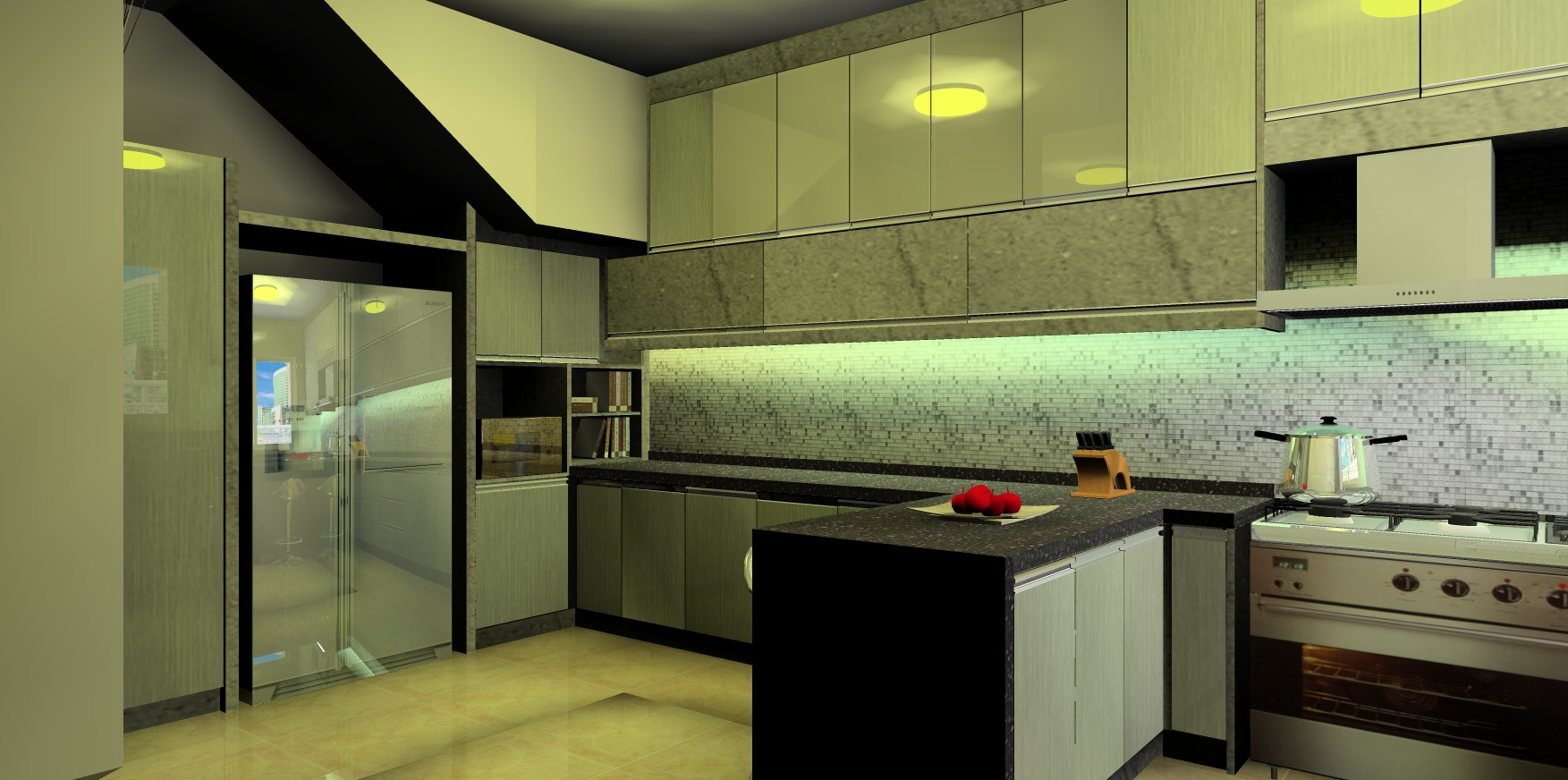 Tv Cabinet Kitchen Green Tree Enterprise We Are Specialist In Kitchen