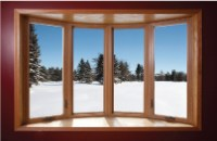 Bay & Bow Window Replacement | Vinyl Casement Windows ...