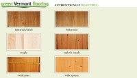 Wood Flooring In Stock: Tamarack, Butternut, Maple, Wide ...