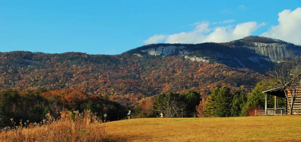 Where Are The Fall Colors 10 Spots To Go In The Upstate