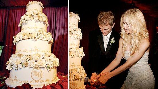 Avril Lavigne Deryck Whibley Celebrity Wedding Inspiration