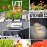 poppie tablescape