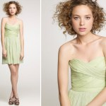 j crew bridesmaids dresses 2010