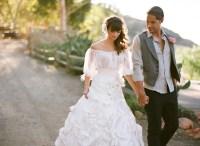 Spanish Wedding Dresses | Green Wedding Shoes | Weddings ...