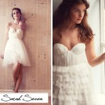 sarah seven wedding dresses
