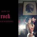 rock wedding ideas
