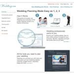 wedding.com bid on vendors