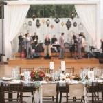 tablescape reception