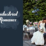industrial romance wedding inspiration