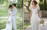 chriselle wedding