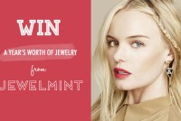 win a year's worth of jewelry from JewelMint