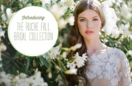 ruche fall bridal collection